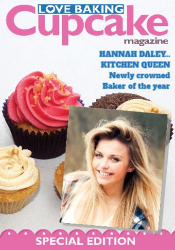 Photo upload spoof cupcake magazine birthday card bookmarktalkfo Choice Image